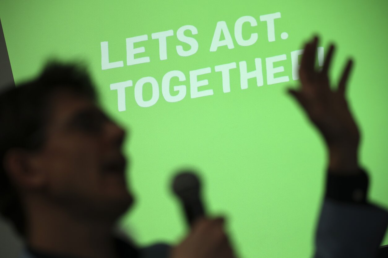 Latvian Green Party excluded from European greens - LRT