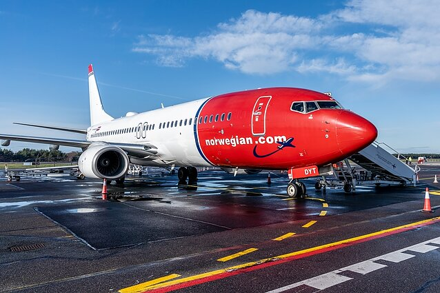 """Norwegian Air Shuttle"""