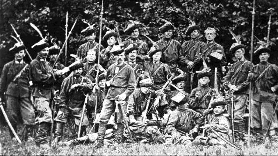 1863–1864 m. sukilėliai