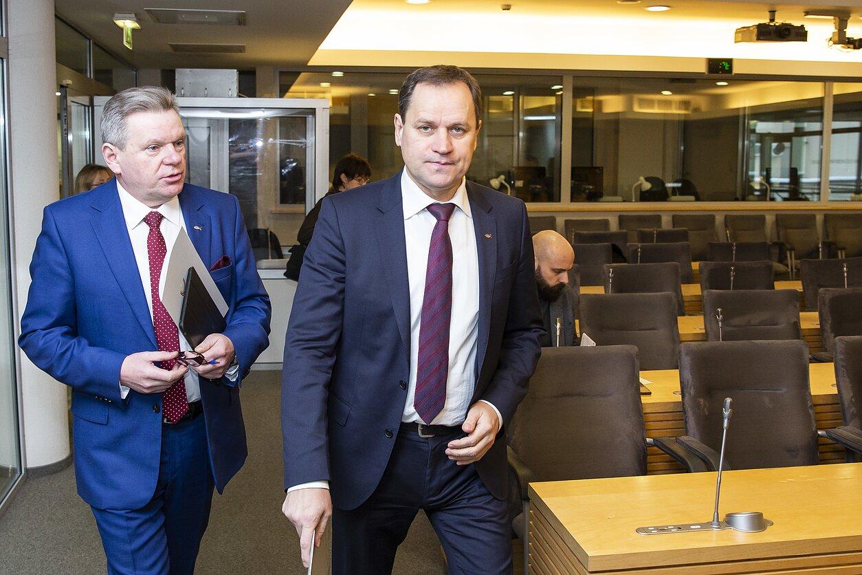 Valdemaras Tomaševskis, Jaroslavas Narkevičius