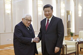 Henry Kissingeris ir Xi Jinpingas