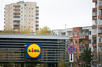 Lidl said it phased out plastic bags in January