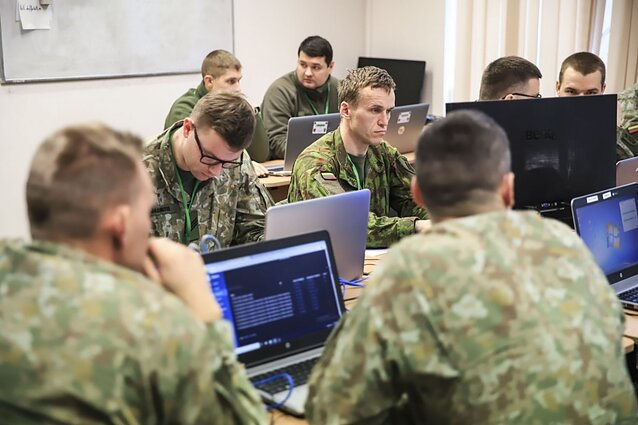 EU's Cyber Rapid Reaction Team (CRRT) is preparing for its first rotation