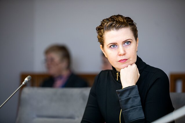 MP Dovilė Šakalienė
