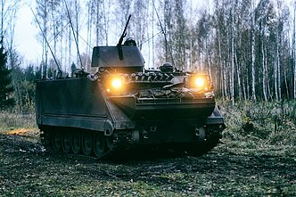 Lithuanian Armed Forces M113A2