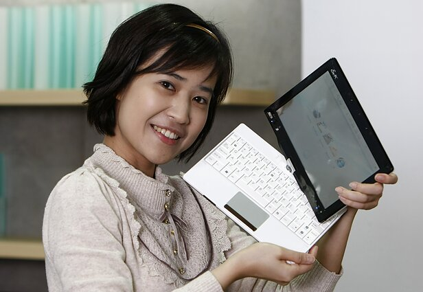 """Asus Eee PC Touch T91"""
