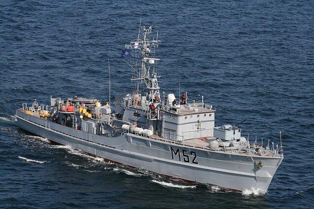 """Klaipėdoje – dar vienas galimas traukos centras: Danės upėje gali būti prišvartuotas jūrų pajėgoms nereikalingas karinis laivas """"Sūduvis"""""""