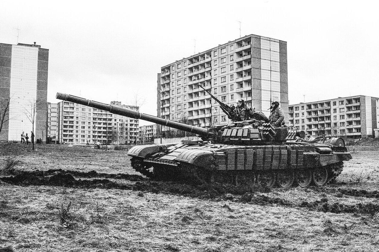 1991 m. Sausio įvykiai Vilniuje