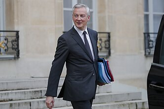 Bruno Le Maire`AS