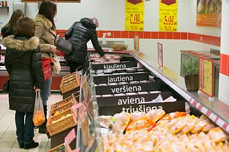 Lithuania imports very little poultry directly from Ukraine