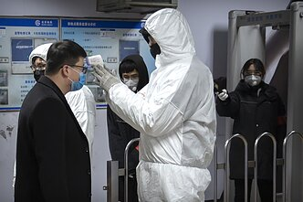 Coronavirus outbreak in China