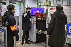 Kinijoje siaučia naujas koronavirusas