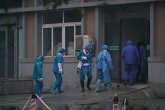 Koronavirusas Kinijos Uhano mieste