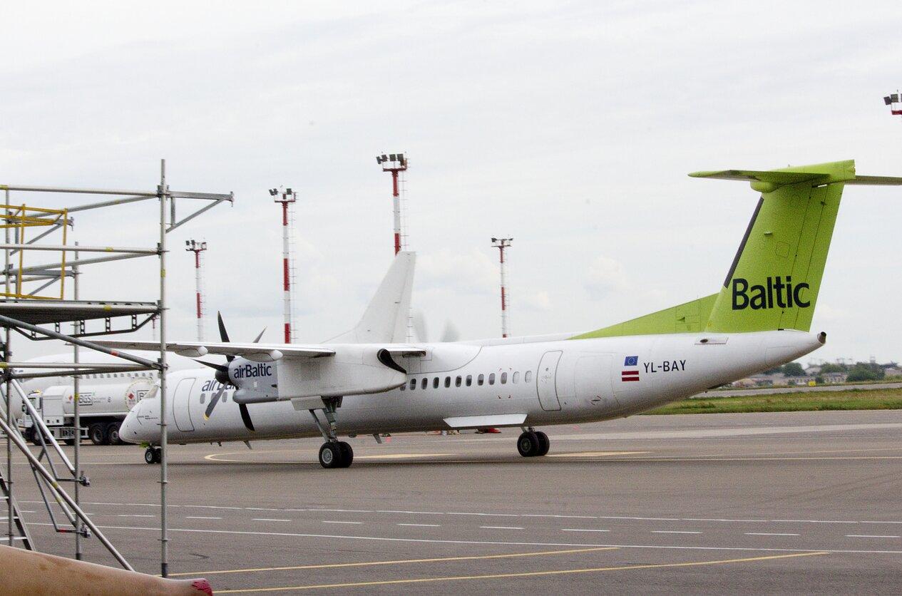 """""""AirBaltica"""" keliautojams pristato naują kryptį – iš Vilniaus skraidins į Kijevą"""