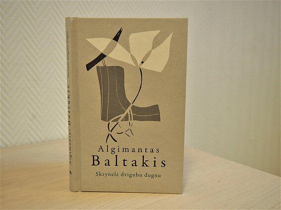 Algimantas Baltakis