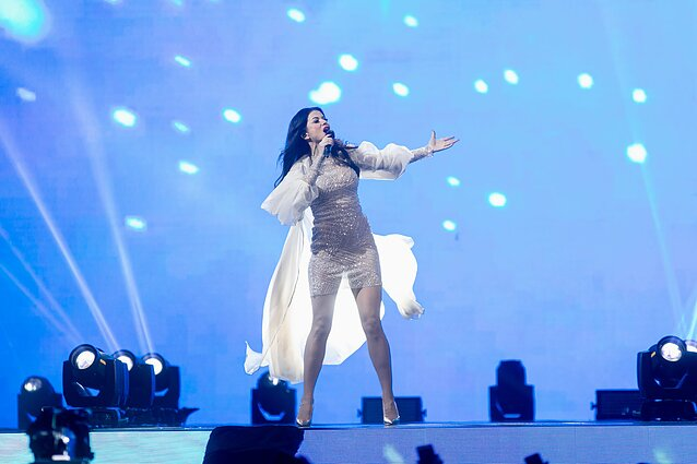 "Eurovizija 2020. Finalas. Aistė Pilvelytė – ""Unbreakable"""