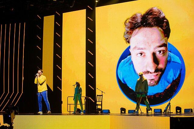 "Eurovizija 2020. Finalas. MEANDI – ""Drip"""