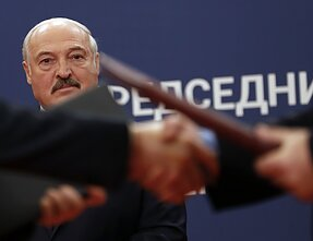 """If Russia doesn't supply oil in necessary volumes, we would start taking it from the transit pipeline,"" said Belarusian President Alexander Lukashenko"