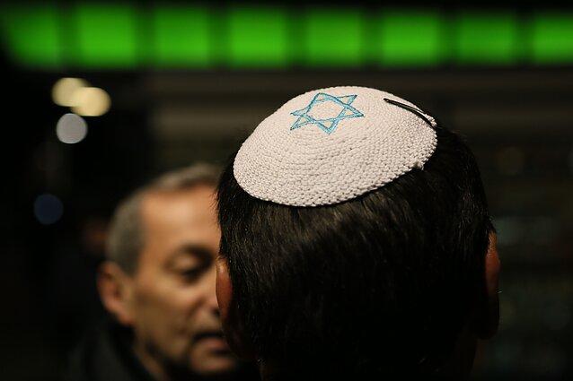 Žydas/žydai/judaizas/Dovydo žvaigždė