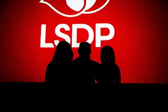 The LSDP is the largest political party in Lithuania with over 17,000 members. It has nine seats in the parliament.