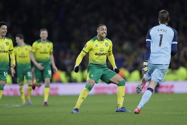 """Norwich City"" triumfas"
