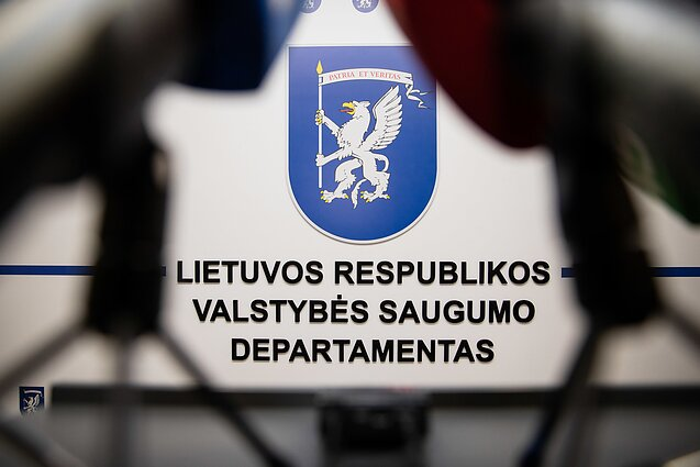 State Security Department, VSD