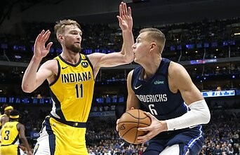 "NBA: ""Mavericks"" – ""Pacers"""