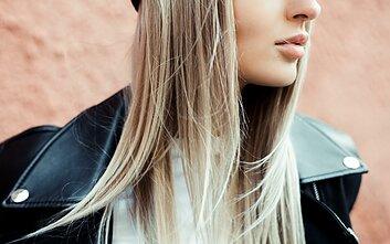 Zarnyno grybelis slenka plaukai