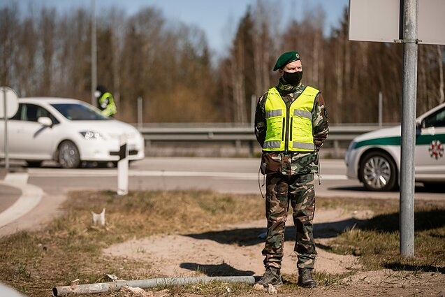 Police roadblocks prevented cars from traveling between cities without good reason