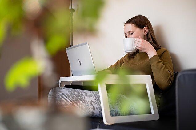 Darbas kompiuteriu darbas namuose (255)