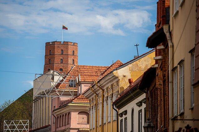 Gedimino bokštas, Vilnius