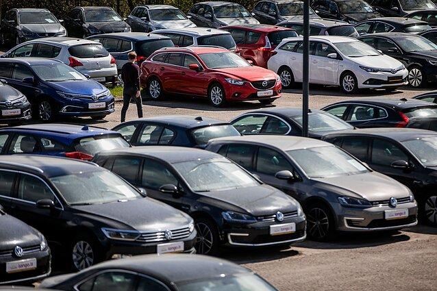 galimybė auto prekyba