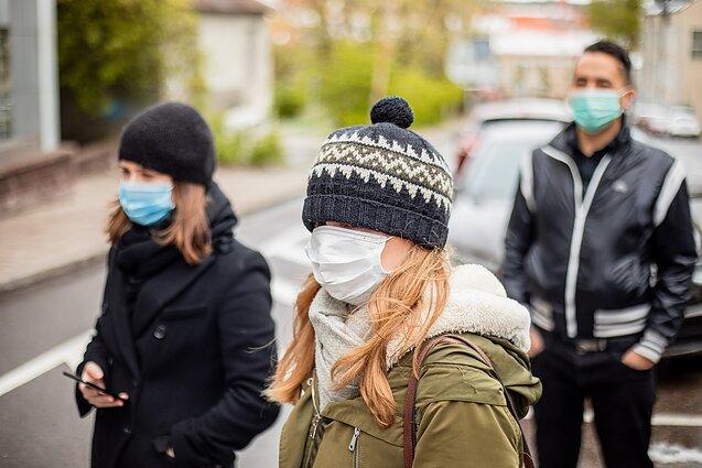 Piketas prieš kultūros tarybos veiksmus viruso pandemijos metu