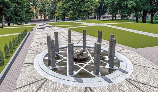 Paminklas Reformacijos ir lietuviškos raštijos pradininkams