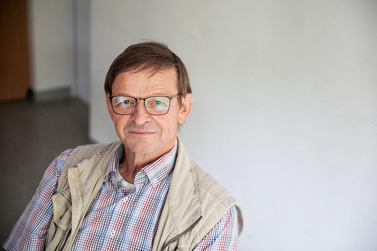 Gediminas Račiukaitis E. Blaževič/LRT nuotr.