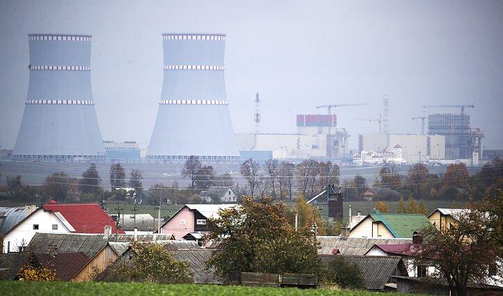 Astravo atominė elektrinė (AE)
