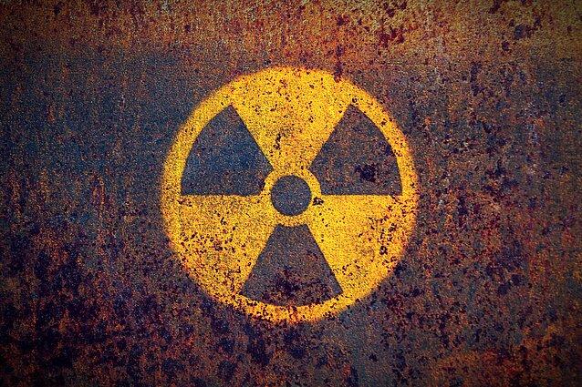 бетон уровень радиации