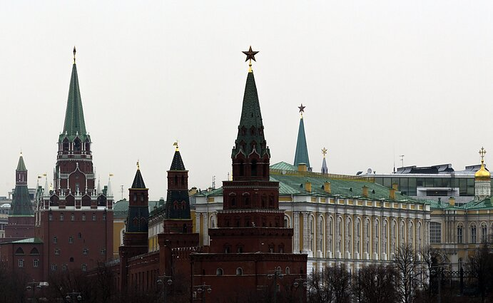 Rusija; Kremlius