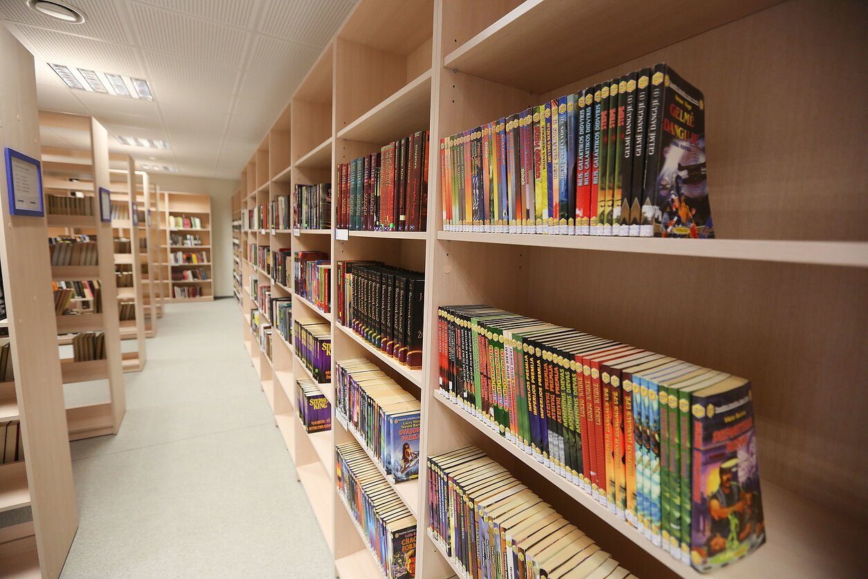 Vilnius city librarians – struck by the National Language Inspection: those failing to pass the test will lose their jobs