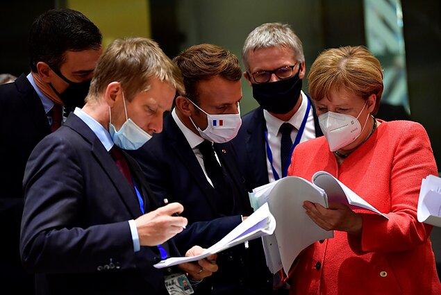 Europos Sąjungos lyderiai