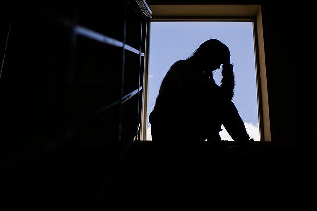 Depresija / liūdesys / nerimas / stresas /  emocijos / psichologinė būklė / nuotaika