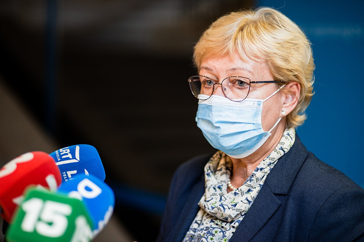 People were not observing Covid-19 recommendations – Lithuania's health official