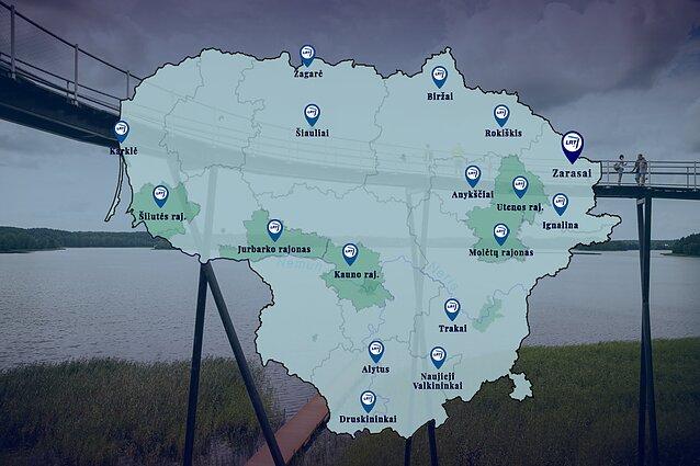 """LRT.lt projektas """"Aplink Lietuvą"""""""