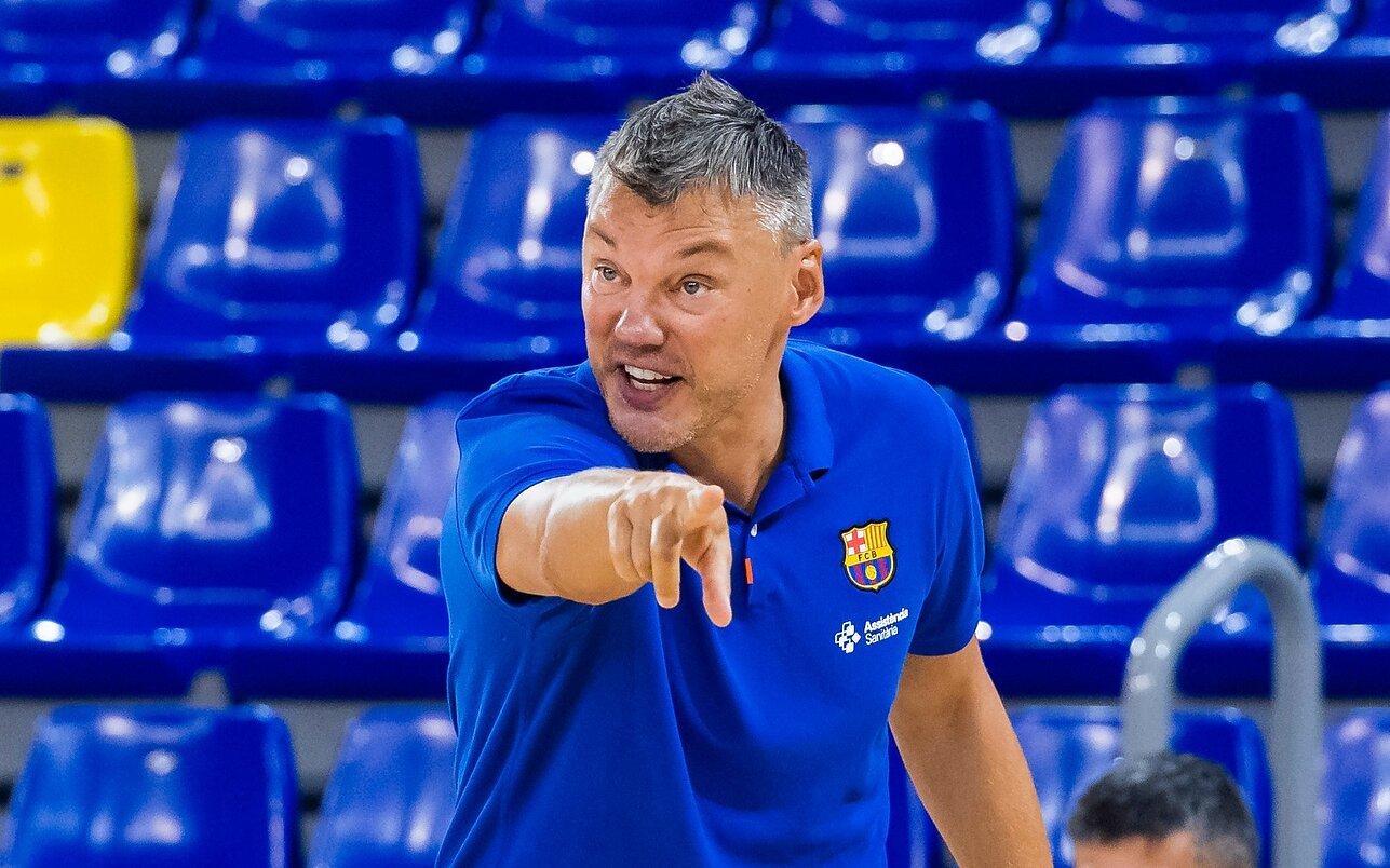 """Jasikevičius tiki """"Barcelona"""" galimybėmis laimėti Ispanijos čempionatą, Mirotičių regi sezono MVP"""