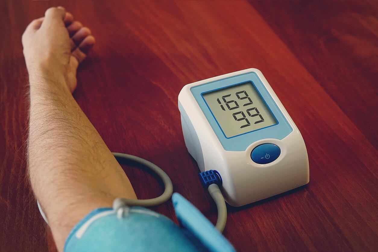 kas atsitinka, kai hipertenzija