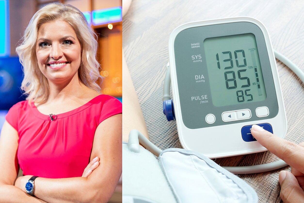 hipertenzija spaudžiant krūtinę
