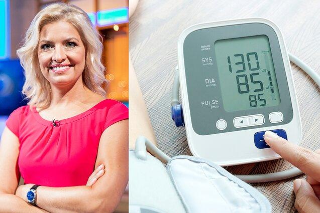 Hipertenzija serga 1 iš 4 suaugusių žmonių - LRT