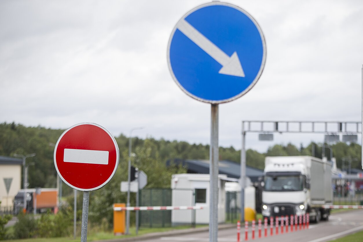 Belarusian citizens allowed to cross border between Lithuania and Belarus – VSAT