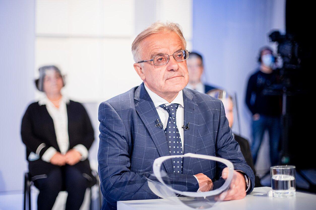 Seimo rinkimų debatai. Vytautas Radžvilas