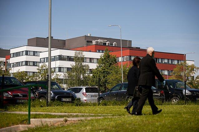 Vilniaus universiteto ligoninė Santaros klinikos